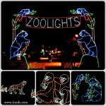 Zoo Lights near Holiday Inn Washington DC-Central/White House