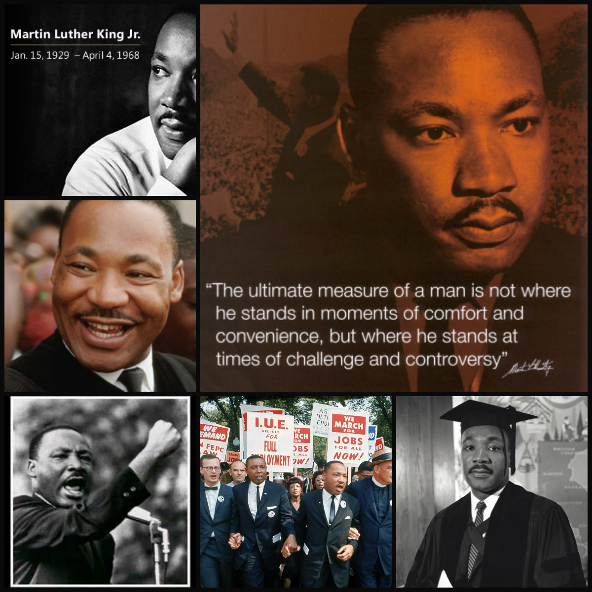 Happy Birthday Dr Martin Luther King Quotes ~ Martin luther king things to do in washington dc