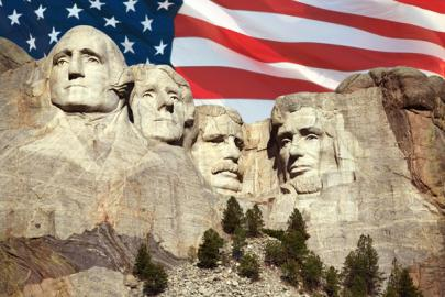 Us presidents and presidents day fun facts things to do for Mount rushmore history facts